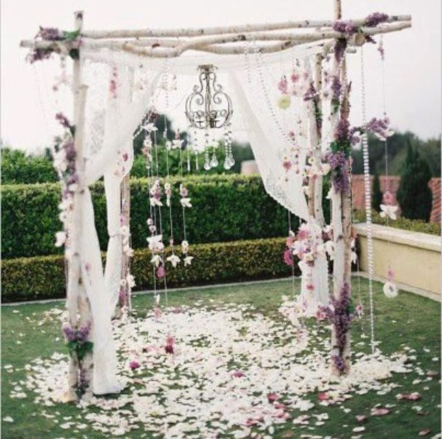 178 best images about wedding arch on pinterest ceremony for Arch decoration for wedding