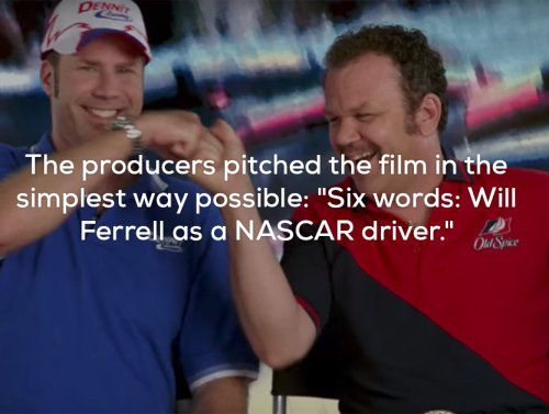 If you aint first youre last to these facts about Talladega Nights (16 Photos)
