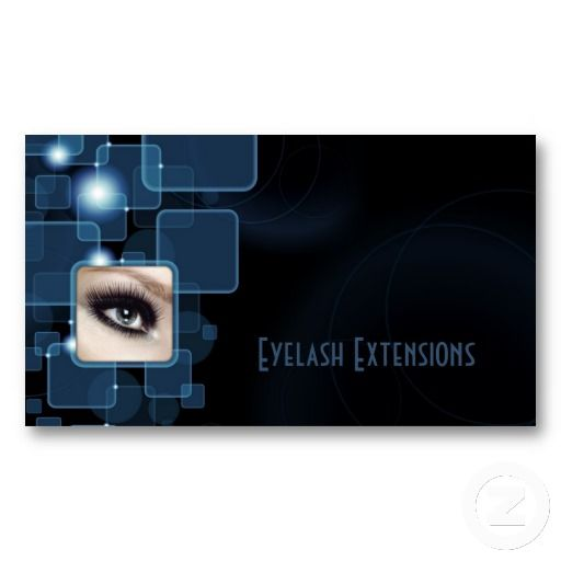 18 best images about Eyelash Extension Business Cards on