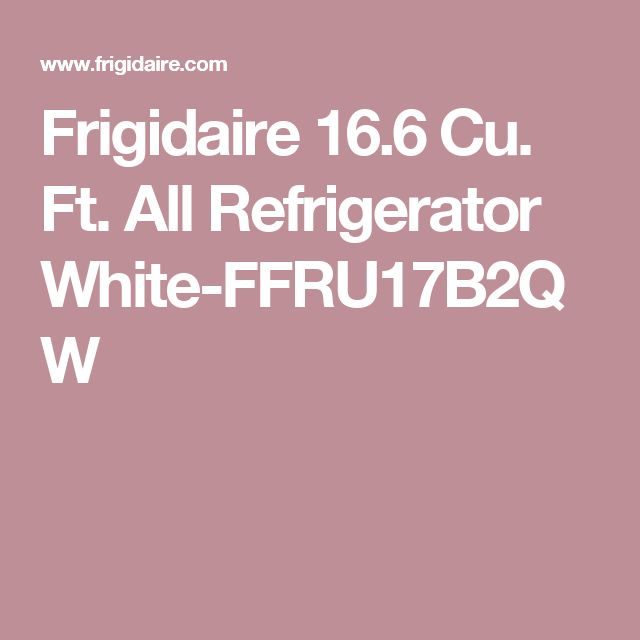 Best 25 White Refrigerator Ideas On Pinterest Farm