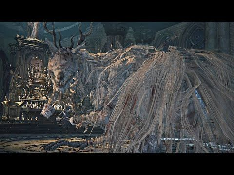 Bloodborne Vicar Amelia Boss Fight   2.3 Minutes   First Attempt - YouTube