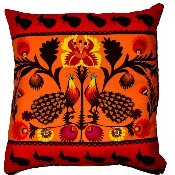Designer decorative #Folk #pillow № gd48