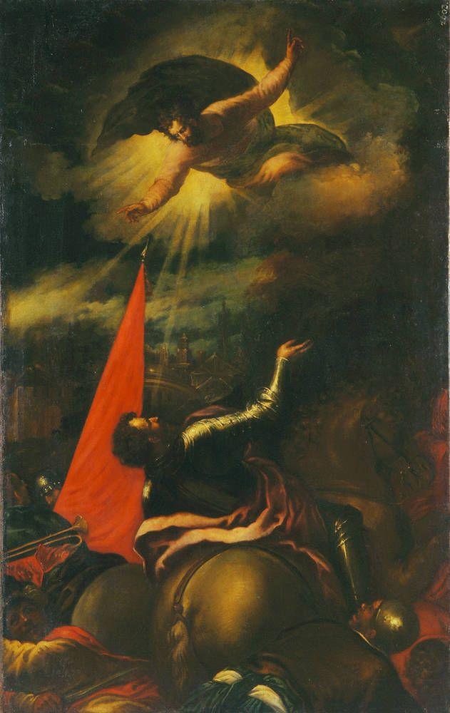 The Conversion of Saint Paul / La conversión de San Pablo // 16th century // Jacopo Bassano // Staatliche Kunstsammlungen Dresden © SKD
