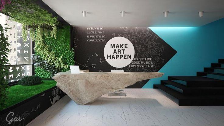 Advertising Agency Office, Кишинёв (Moldova) - GROSU ART STUDIO