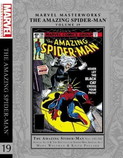 Marvel Masterworks the Amazing Spider-Man 19