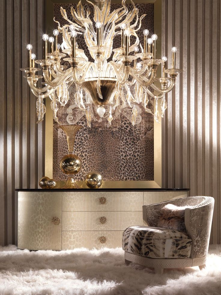115 best Roberto Cavalli Home interiors images on Pinterest ...