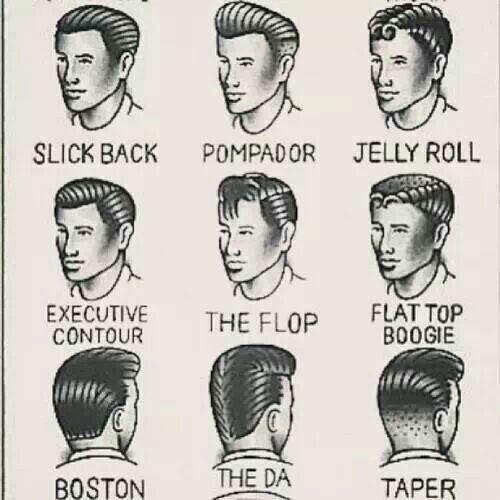 Rockabilly boys cool cuts