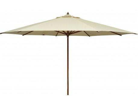 Shade Australia   The Seville Large Timber Umbrella