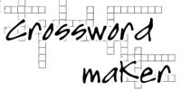 Free Crossword Puzzle Maker with images for hints or with text hints.  You choose!  Generate a free printable crossword with pictures or choose the text only option to create your  puzzle.  You can make a printable crossword puzzle in seconds, but it looks great.  You can even generate a crossword and word search on the same worksheet!