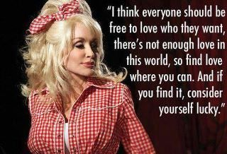 Well, Hello, Dolly.Words Of Wisdom, Sayings Quotes, Inspiration Words, Fave Quotes, Romans 12 9, Dolly Parton, Truths, True, Quotes Signs