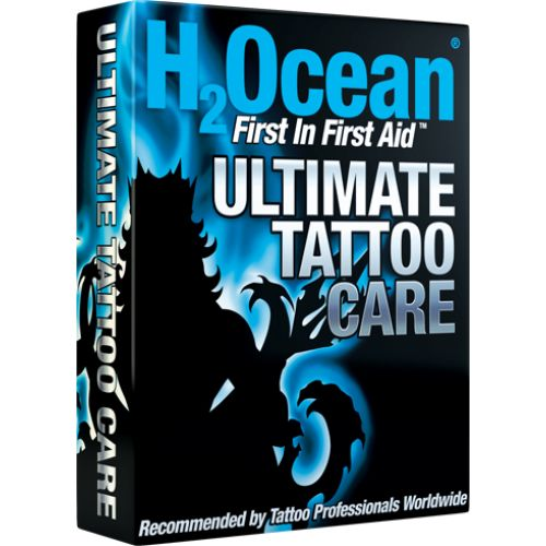 h2ocean tattoo aftercare instructions