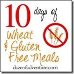 Gluten Free Crock Pot Meal from @dazeofadventure #recipes #gf #10days