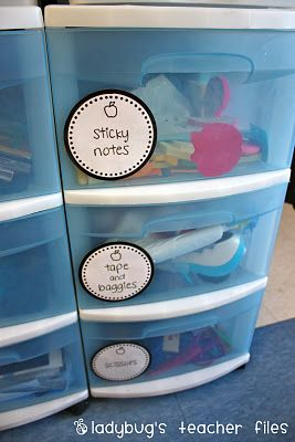 1000 ideas about No Teacher Desk on Pinterest