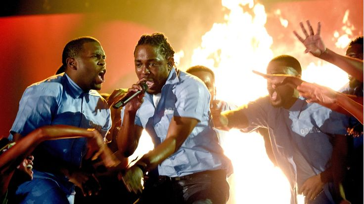 Grammys 2016: King Kendrick Lamar Steals the Show #headphones #music #headphones