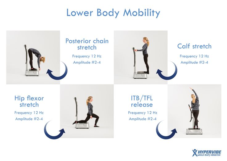 Exercises For Lower Body Mobility Exercises Wbv