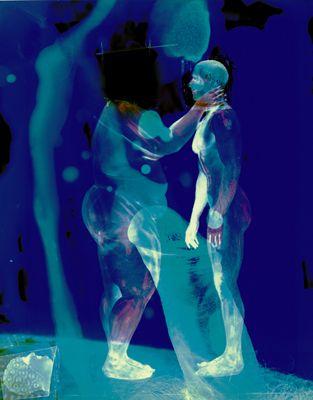 Joanna Zastrozna, photography, traditional chromogenic print, 2004, 100/125 cm