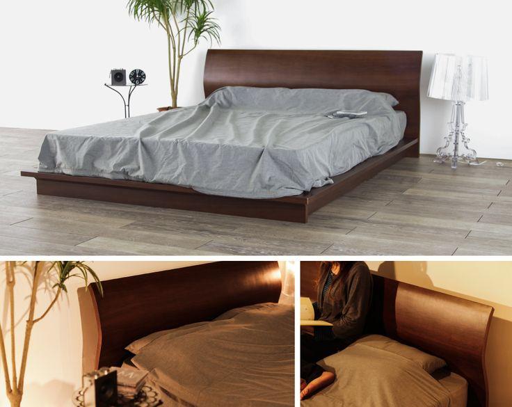 Elvard ベッドフレーム ワイドダブルサイズ | Interior Shop NOLSIA