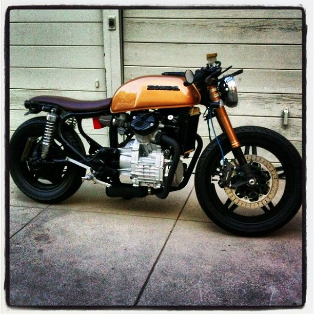 Honda Cx500 Cafe Exhaust: 78+ Images About CX500 & GL500 On Pinterest