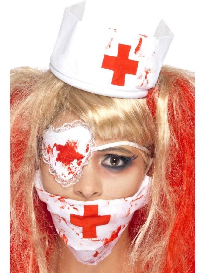 Blodig Sygeplejerske Instant Kit