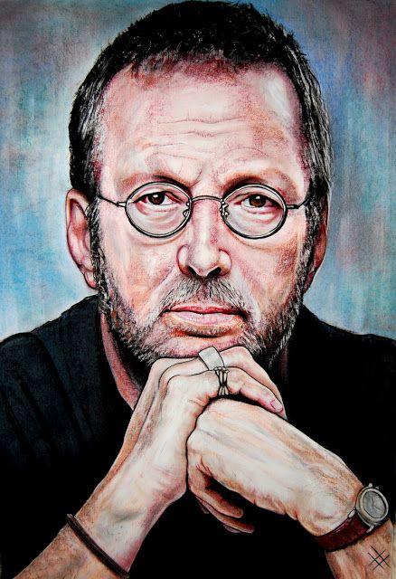 In situ: Músics....Eric Clapton
