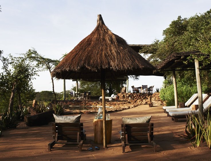 Do you seek the unexpected? Singita Faru Faru Lodge