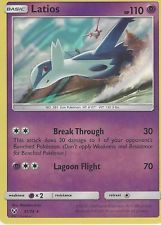 """Do you think Latios might replace Tapu koko in some decks? """"Similar to Tapu Koko however it can do 10 extra damage to the active and a bench Pokémon. Latios may become more popular once Buzzwole-GX comes out since it's weak to Psychic-types."""" -Jose Marrero http://ift.tt/2z5qGt1 www.60cards.net"""