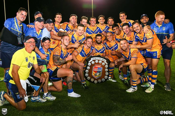 City slickers take the win in Tamworth! #CountryCity #HistoryHappens #NRL