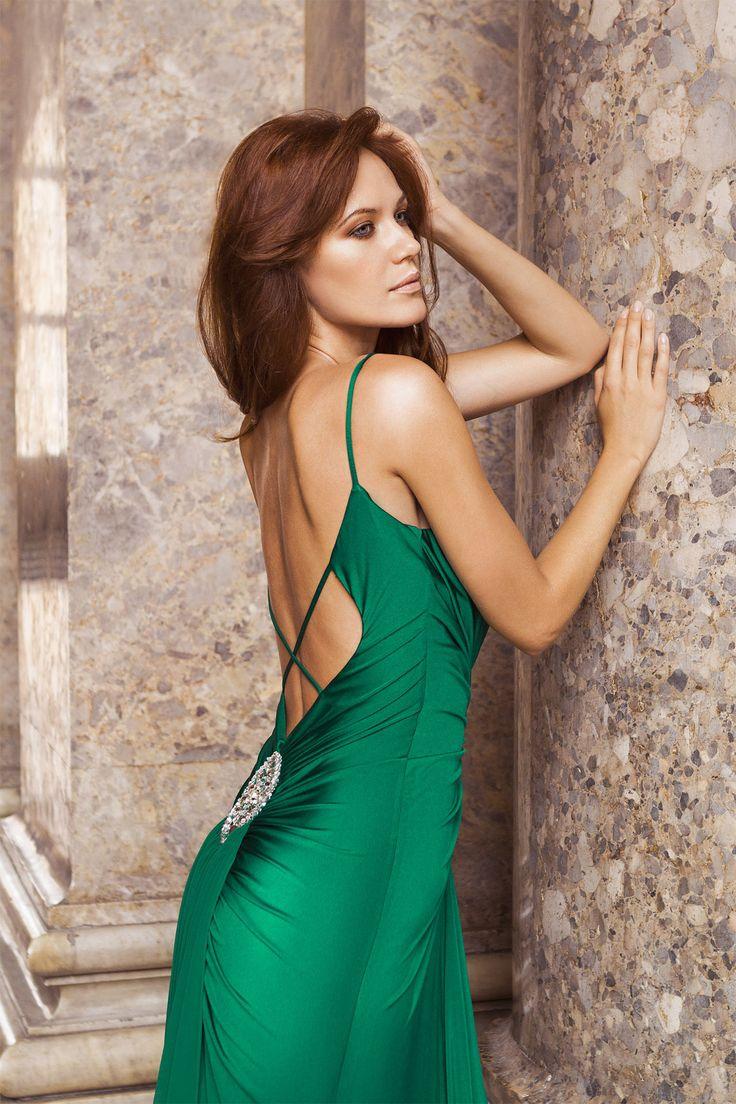 #abito #dress #cerimonia #abiti #sera #cocktaildress #partydress #damigella #ceremony #redcarpetdress #bridesmaid #bridesmaiddres #green #verde