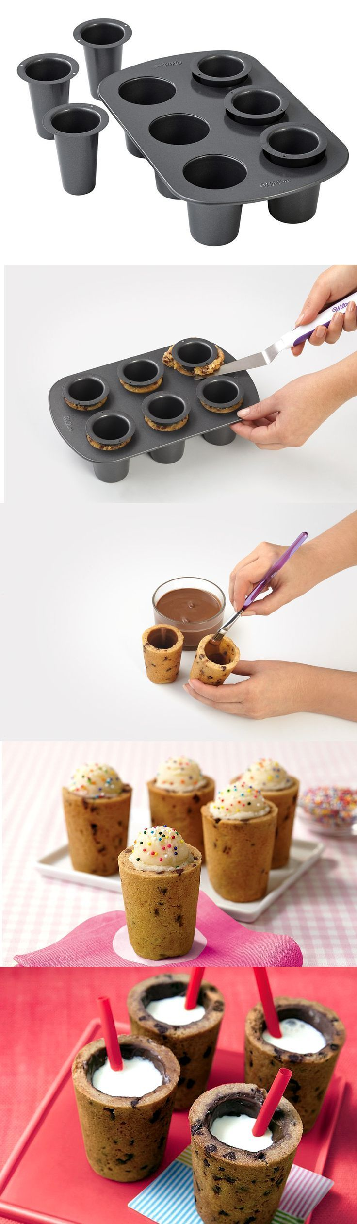 Change the way you party by trying this edible shot glasses. Instant dessert after every shot. Shots have never tasted even better. Check it out ==>   Edible Shot Glass Dessert   http://gwyl.io/edible-shot-glass-dessert/