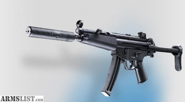 HK MP5 A5 22lr , Going to buy on the wish list :)