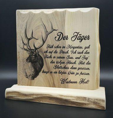 Geschenkideen aus zirbenholz