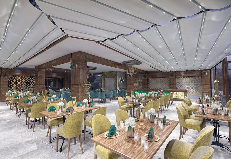 3 boyutlu cafe çizimi, mimari çizim, 3d cafe restoran tasarımı, tamamen bilgisayar ortamında hazırlanmıştır.