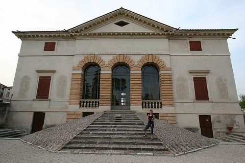 Villa Caldogno - Palladio
