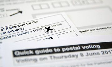 1,500 Postal Votes Go Missing In Crucial Tory Marginal Seats