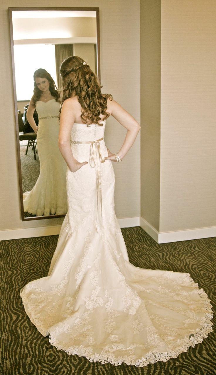 Mullet Wedding Dress
