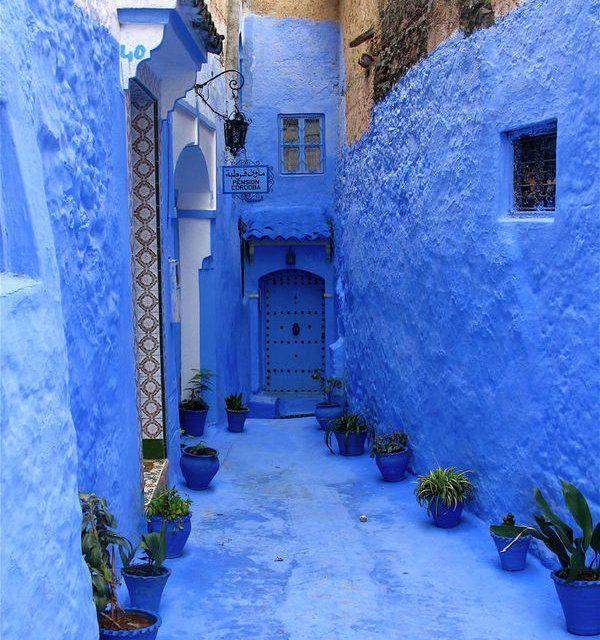 En Fancy. Hotel en Marruecos.