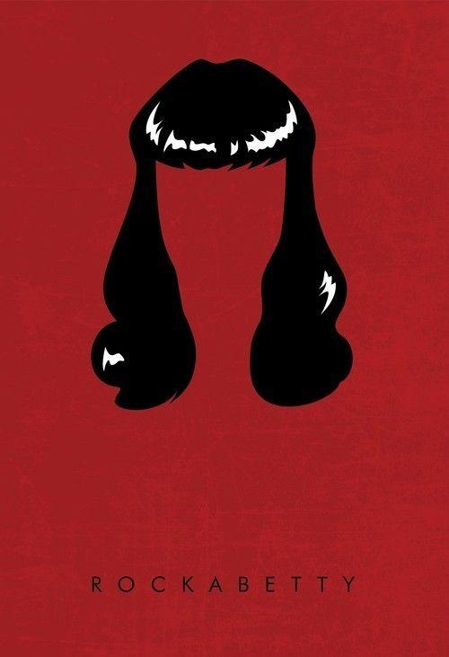 Rockabetty: Betty Hair, Rockabetti, Pin Up Rockabilly Style, Art, Pinuprockabilli Style, Betty Pages, Prints, Posters, Betty Bangs