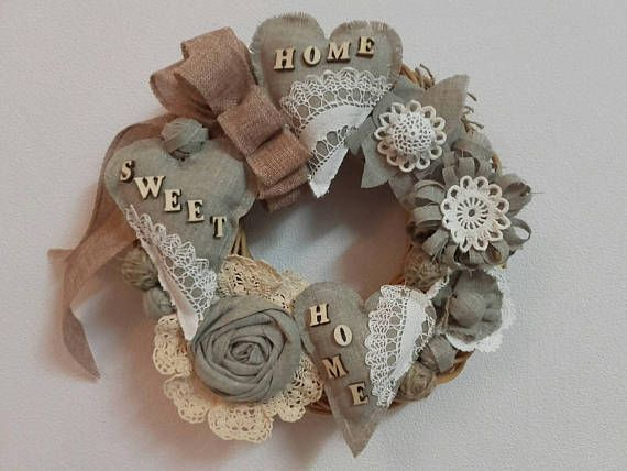 Check out this item in my Etsy shop https://www.etsy.com/listing/553309414/new-home-wreathhousewarming-wreathbeige