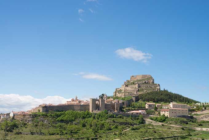Ruta de la Trufa Negra: Morella y El Maestrazgo.