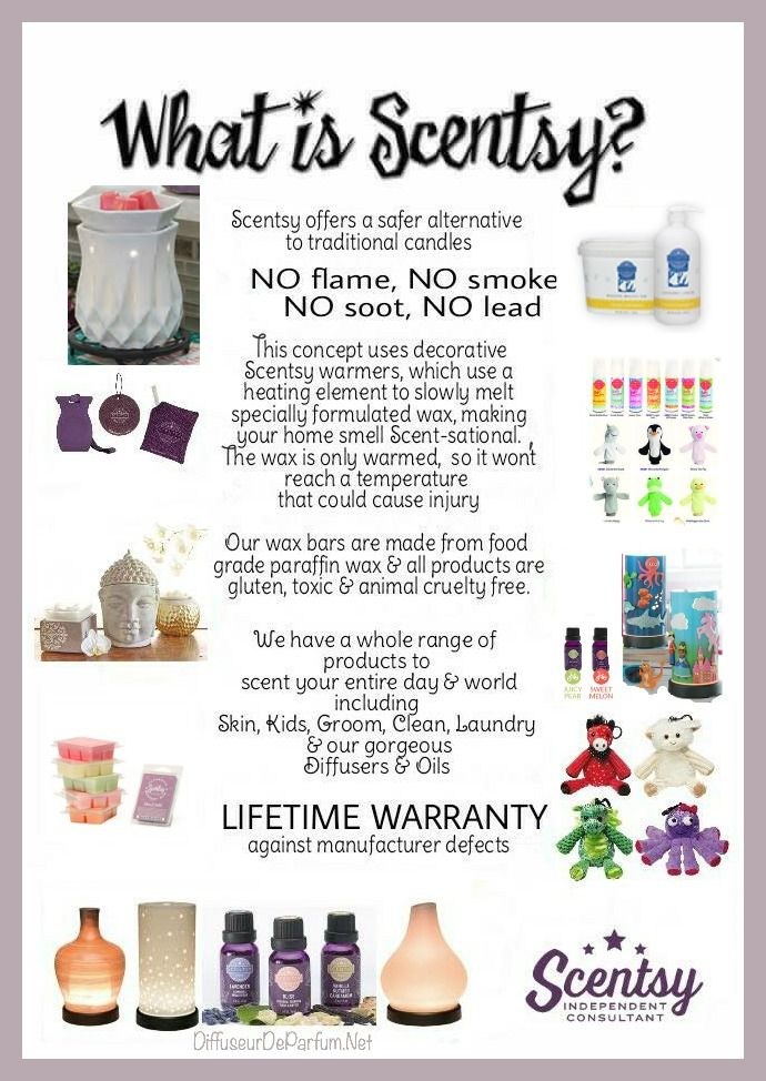 What is Scentsy ?  If you love #candles or #fragrance, you will love Scentsy…