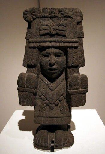 Diosa Tonantzin , cihuacoatl