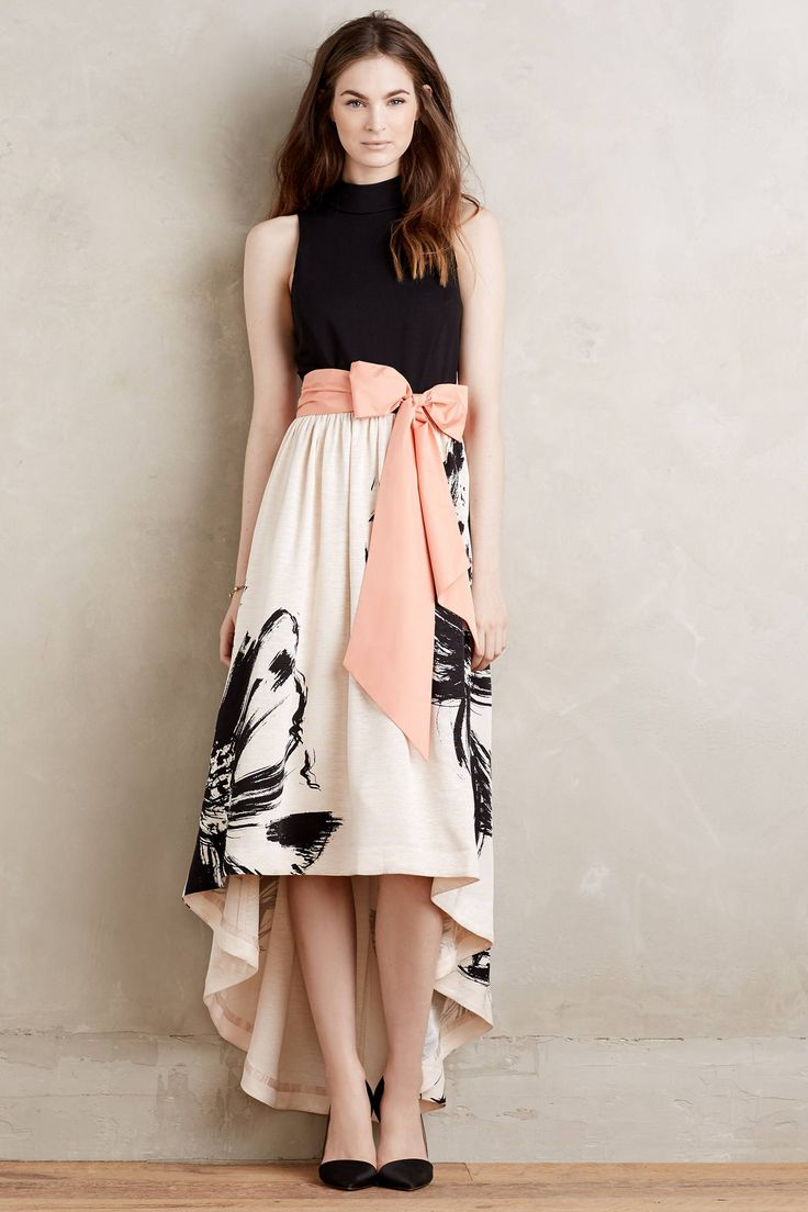 Sumi Mockneck Gown | Pinned by topista.com