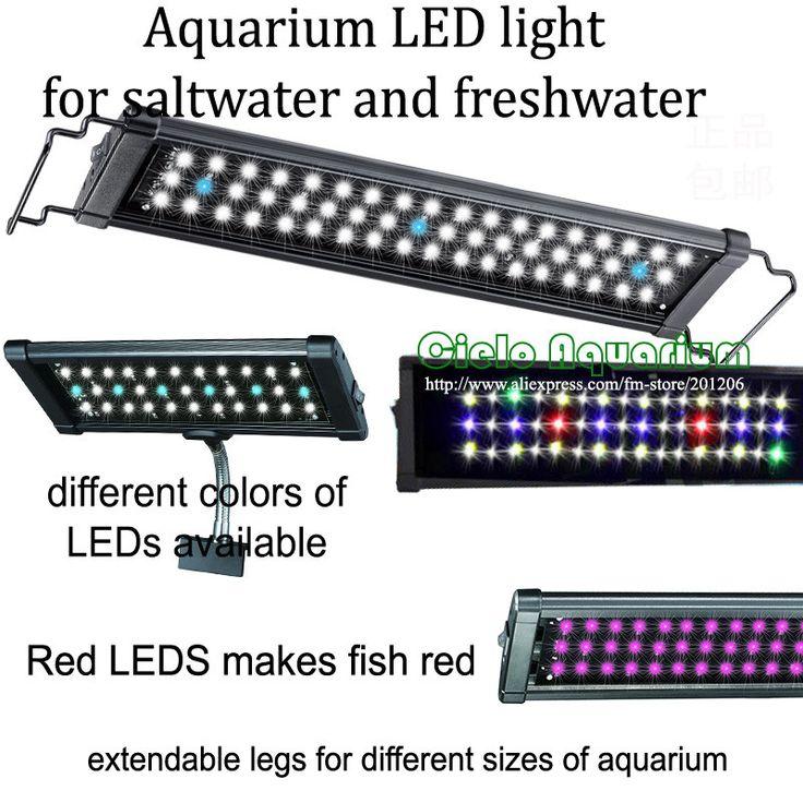 Wireless Dimmable Sunset Sunrise 90w Led Aquarium Light: 17 Best Ideas About Led Aquarium Lighting On Pinterest