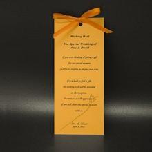 Catherine orange wishing well card