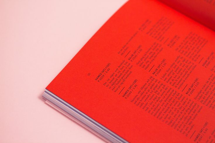 """<p>""""To Sweden Through Dublin"""" is a book designed by Gothenburg-based Studio Ahremark and a critique of Dublin Regulation. The politically-engaged publication features exceptionally sleek a"""