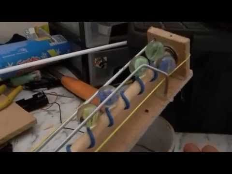 Marble Lifter Using An Archimedes Screw Youtube Games