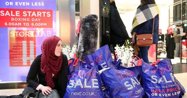 Boxing Day sales 2016: The best deals we've seen and top bargains from all the biggest retailers revealed  High street fashion favourite, Marks & Spencer'sJanuary sale launched on Boxing Day - both online and in store - with discounts of up to 50% off.