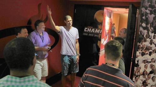 Miami Heat: Former player Shane Battier enjoying retirement - Sun ...