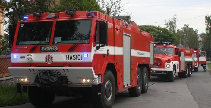 Na Klatovsku hoří zemědělská usedlost se zvířaty. Byl vyhlášen druhý stupeň poplachu