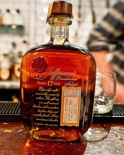 Jefferson's Presidential Select 17 year old